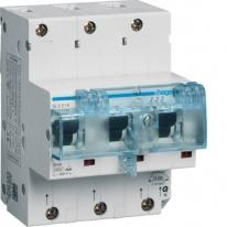MCB SLS Wyłącznik nadprądowy selektywny 3P, Cs, 16 A, TS35