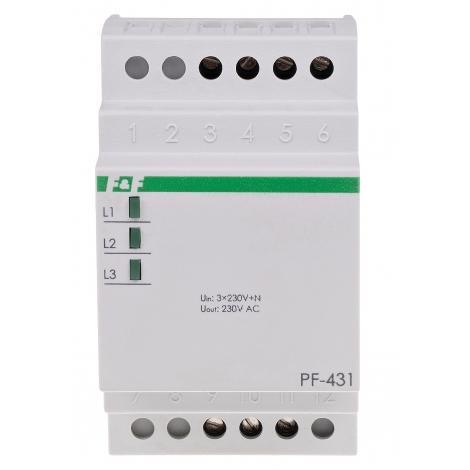 Automatyczny przełącznik faz PF-431