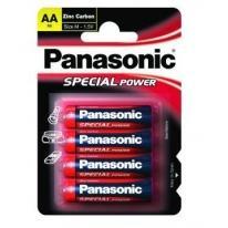 Bateria Panasonic AA R6 Panasonic