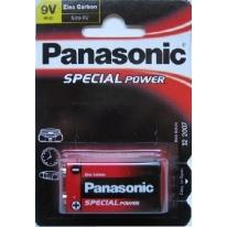 Bateria Panasonic 9V 6R61 Panasonic