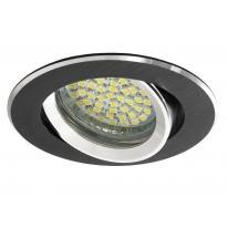 Oprawa okrągła aluminium GWEN CT-DTO50-B Kanlux
