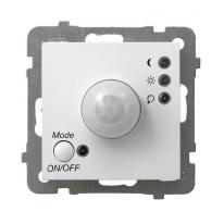 AS (biały) - czujnik ruchu ŁP-16G/m/00