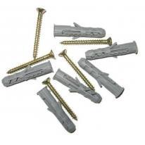 Kołek rozporowy KRX-8/4x45 (100 szt.) Wkrętmet