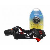 Latarka czołowa LED TS-1100 zoom Tiross