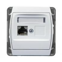 gazela-bialy-gniazdo-komputerowe-gpk-1j