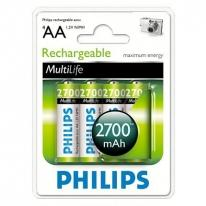 Akumulatorek Philips AA R6 NiMH 2700mAh Philips