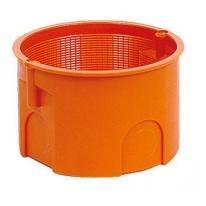 Puszka podtynkowa 60mm pomarańczowa płytka Z 60KF - 33048008