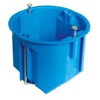 Puszka podtynkowa 60mm regips głęboka niebieska PV 60D - 32013203