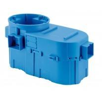 Puszka do istalacji elementów elektronicznych, podtynkowa, głęboka, szeregowa - SE2x60G Simet