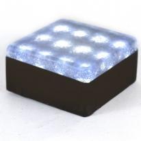 Świecąca kostka brukowa - Granit 7x7x6 Bruklux