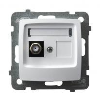 Karo (biały) - gniazdo typu F GPA-1SF/m/00