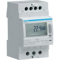 Licznik energii elektrycznej 1-fazowy EC150 Hager Hager