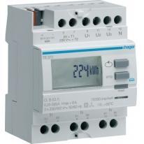 Licznik energii elektrycznej 3-fazowy TE370 Hager Hager