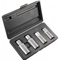 Ściągacze do szpilek  zestaw 4 szt 6-12mm  09-608