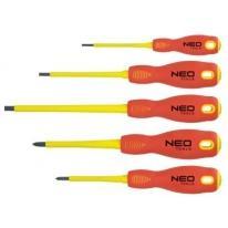 Wkrętaki 1000V0 zestaw 5 szt. 04-220 NEO TOOLS