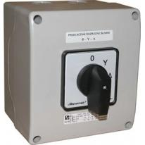 Łącznik krzywkowy w obudowie SK100-1.825OB18 (0-1)