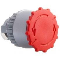 Napęd z guzikiem grzybkowym - bezpieczeństwa B SP22-B