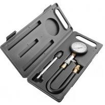 Miernik ciśnienia sprężania z zestawem adapterów 11-261