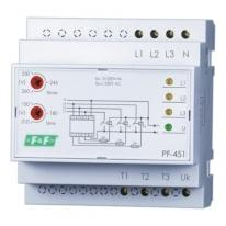 Automatyczny przełącznik faz PF-451 F&F