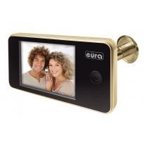 Wideo-wizjer Eura - VDP-01C1 Eris Gold Eura-tech