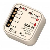 Exta Free - radiowy odbiornik dopuszkowy 1-kanałowy ROP-01 Zamel