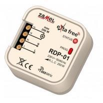 Exta Free - radiowy ściemniacz dopuszkowy 1-kanałowy RDP-01 Zamel