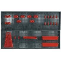 Perforacja narzędziowa - 2 szt. wymiar 25 x 90 cm 79R186