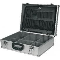 Walizka aluminiowa 45 x 15 x 32 cm 79R220 Topex