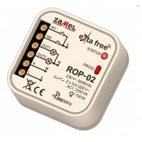 Exta Free - radiowy odbiornik dopuszkowy 2-kanałowy ROP-02 Zamel