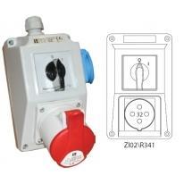 Zestaw instalacyjny 0-I 32A/4 ZI02R341