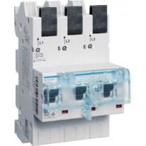 MCB SLS Wyłącznik nadprądowy selektywny 3P, Cs, 100 A, szyny Cu 40-12x5/10 mm