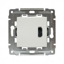 Dante (biały) - gniazdo multimedialne HDMI - typ A