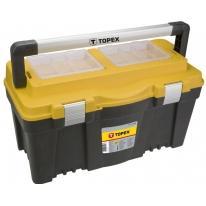 Skrzynka narzędziowa 60x29x33 79R129 Topex