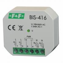 Przekaźnik bistabilny BIS-416 włącz-wyłącz F&F