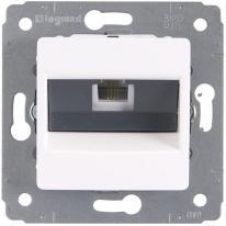 Cariva (biały) - gniazdo telefoniczne RJ 11