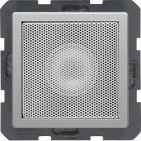 Berker Q1/Q3/Q7 aluminium - głośnik Berker