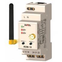 Exta Free - radiowy odbiornik modułowy 2-kanałowy ROM-10 Zamel