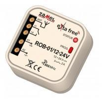 Exta Free - radiowy odbiornik bramowy ROB-01 Zamel