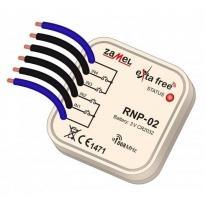 Exta Free - radiowy nadajnik dopuszkowy 4-kanałowy RNP-02 Zamel