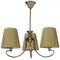 Lampa wisząca 3 pł. -  Mozart 3x60W E27 33-33970