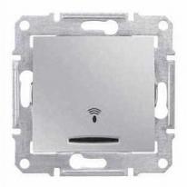 Schneider Sedna aluminium - przycisk dzwonkowy (p) Schneider Electric