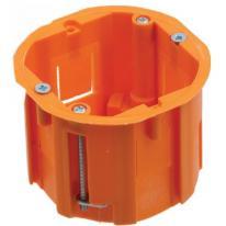 Puszka do płyt gipsowych głęboka, łączeniowa PK60 - A.0040P Pawbol