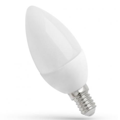 Żarówka LED świecowa E14 4W WW ciepła Spectrum Spectrum