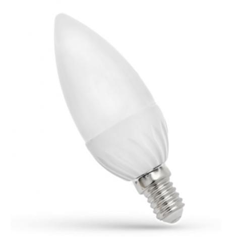Żarówka LED świecowa E14 6W WW ciepła Spectrum Spectrum