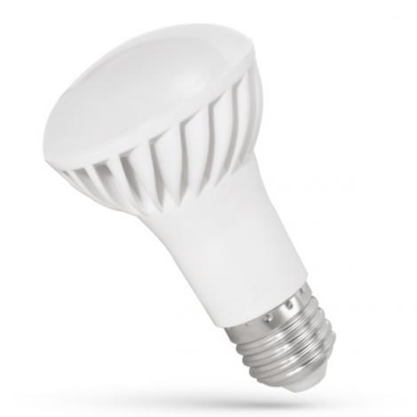 Żarówka LED R63 E27 8W CW zimna Spectrum Spectrum