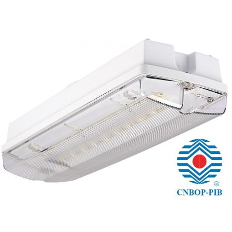 Oprawa awaryjna Orion LED 150 7W 3h SA MT CNBOP Intelight