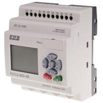 Sterownik programowalny 8 wejść cyfrowych - FLC12-8DI-4R F&F
