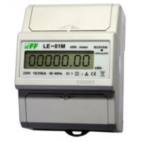 Licznik energii elektrycznej 1-fazowy LE-01M MID RS-485 F&F