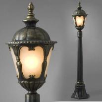 Lampa ogrodowa - Tybr I 4685 Nowodvorski