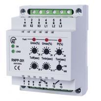 Przekaźnik napięciowy trójfazowy RNPP-301 Novatek Electro